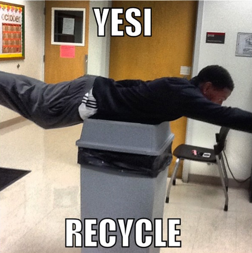 RecyclePlank